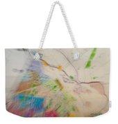 Map Abstract 2 Weekender Tote Bag