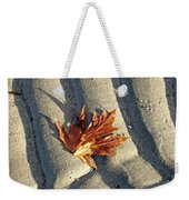 Maple Leaf Forever Weekender Tote Bag