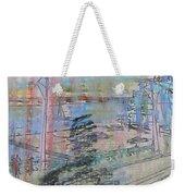 Maple Leaf Quay Weekender Tote Bag