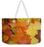 Maple Rainbow Weekender Tote Bag