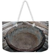 Maple Sap Boiling Pot Weekender Tote Bag