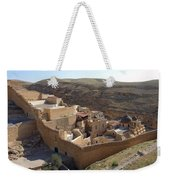Mar Saba Monastery Weekender Tote Bag