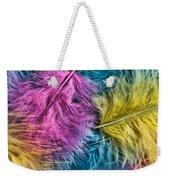 Marabou Colours Weekender Tote Bag