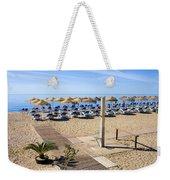 Marbella Holiday Beach Weekender Tote Bag
