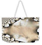 Marble Abstract Weekender Tote Bag