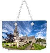 Marble Church Weekender Tote Bag by Adrian Evans