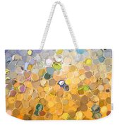 Marble Collection I Abstract Weekender Tote Bag