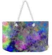 Marbled Clouds Weekender Tote Bag