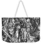 Marc Antony & Cleopatra Weekender Tote Bag by Granger
