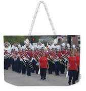 Marching Band Weekender Tote Bag