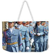 Marching Guards Weekender Tote Bag