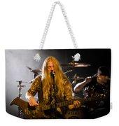 Marco Hietala And Jukka Nevalainen - Nightwish  Weekender Tote Bag