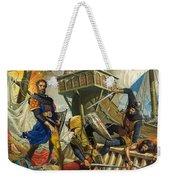 Marco Polo Weekender Tote Bag