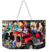 Mardi Gras Clowning Weekender Tote Bag