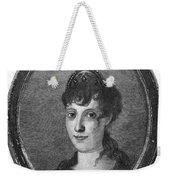 Maria Bonaparte (1750-1836) Weekender Tote Bag
