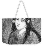 Marie Duplessis Weekender Tote Bag