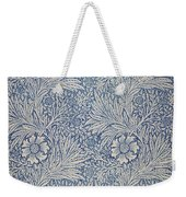 Marigold Wallpaper Design Weekender Tote Bag