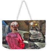 Marilyn's Shadow Weekender Tote Bag