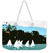 Marina Del Rey Weekender Tote Bag