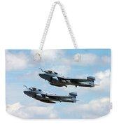 Marine Prowlers Weekender Tote Bag