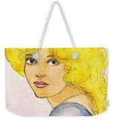 Marion Davies Weekender Tote Bag