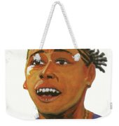 Marion Jones Weekender Tote Bag