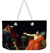 Marius At Minturnae Weekender Tote Bag by Jean-Germain Drouais