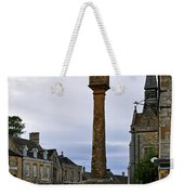 Market Cross - Stow-on-the-wold Weekender Tote Bag