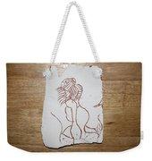 Market Seller 5 Weekender Tote Bag