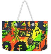 Marley Forever Weekender Tote Bag
