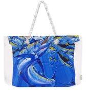Marlin Ladies Shirt Weekender Tote Bag