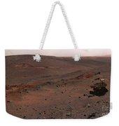 Mars Exploration Rover Spirit Weekender Tote Bag by Stocktrek Images