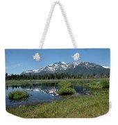 marsh Flowing to Lake Tahoe Weekender Tote Bag