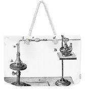 Marsh Test Apparatus, 1867 Weekender Tote Bag by Science Source