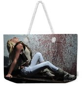 Marsha11 Weekender Tote Bag