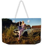 Marsha6 Weekender Tote Bag