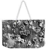 Martian Carbon Dioxide Crystals Weekender Tote Bag