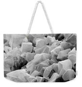 Martian Co2 Crystals Weekender Tote Bag