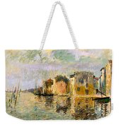Martigues In The South Of France Weekender Tote Bag