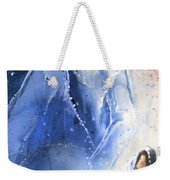 Mary Magdalene Weekender Tote Bag by Miki De Goodaboom