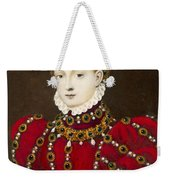 Mary Queen Of Scots Weekender Tote Bag