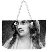 Mary Tighe (1772-1810) Weekender Tote Bag