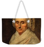 Mary Washington - First Lady  Weekender Tote Bag