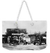 Maryland: Gas Station, C1921 Weekender Tote Bag