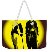 Marylin Loves Charlie Weekender Tote Bag