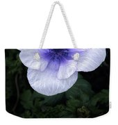 Mascara And Lace Anemone Weekender Tote Bag