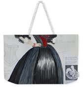 Masha From 'the Three Sisters' Weekender Tote Bag