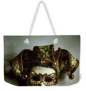 Mask Weekender Tote Bag