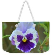 Masked In Purple Weekender Tote Bag