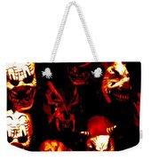 Masks Of Fear Weekender Tote Bag